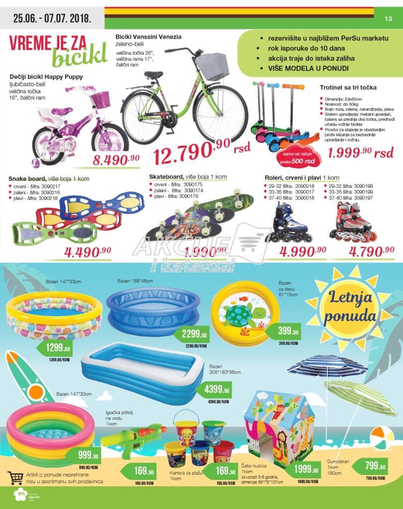 Persu akcija odlične kupovine
