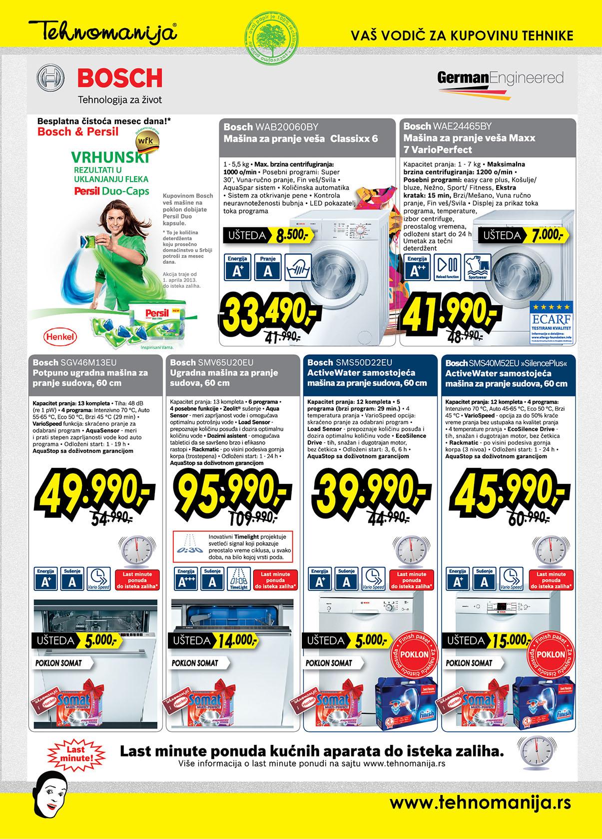 Tehnomanija Katalog Tehnika