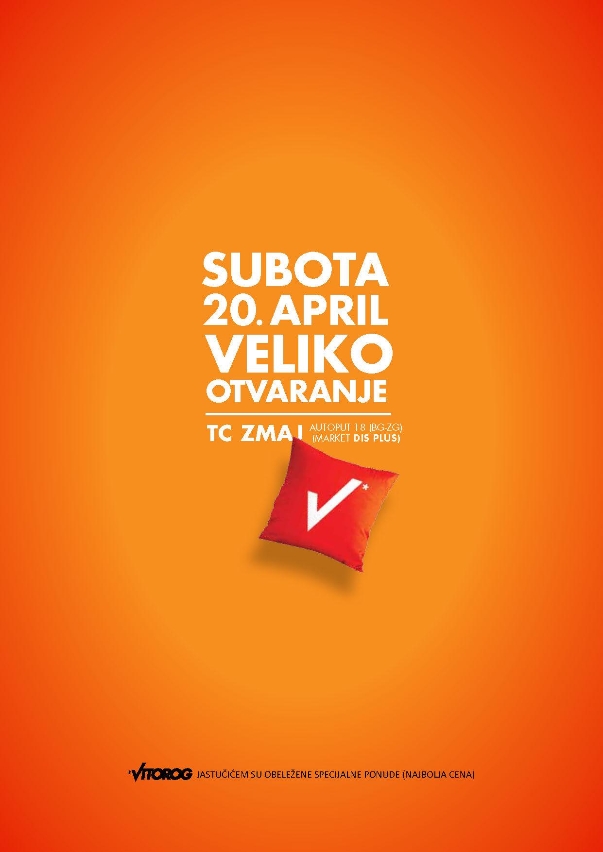 Vitorog Katalog Nameštaj