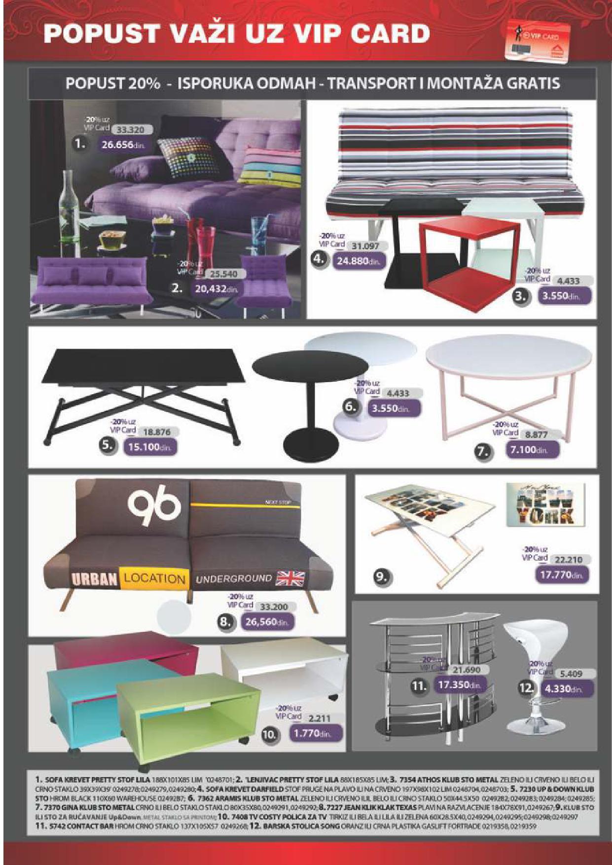 Home Center katalog akcija