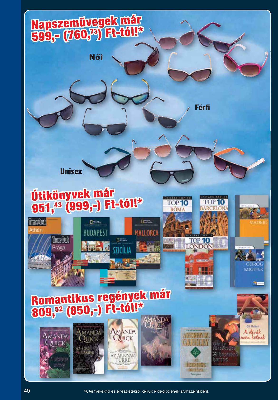 Metro Mađarska Katalog Neprehrana