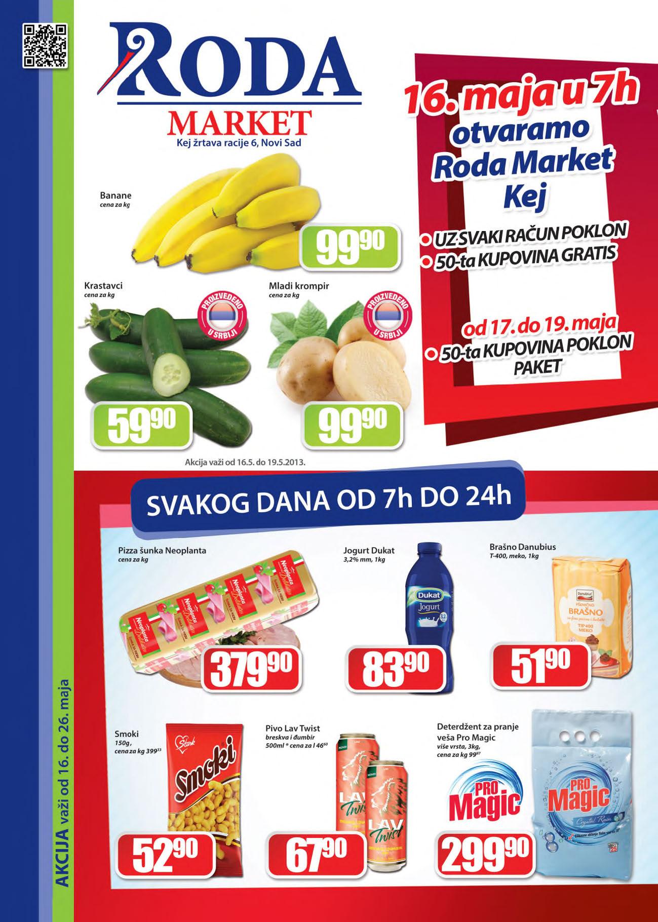 Roda Katalog Kej Novi Sad