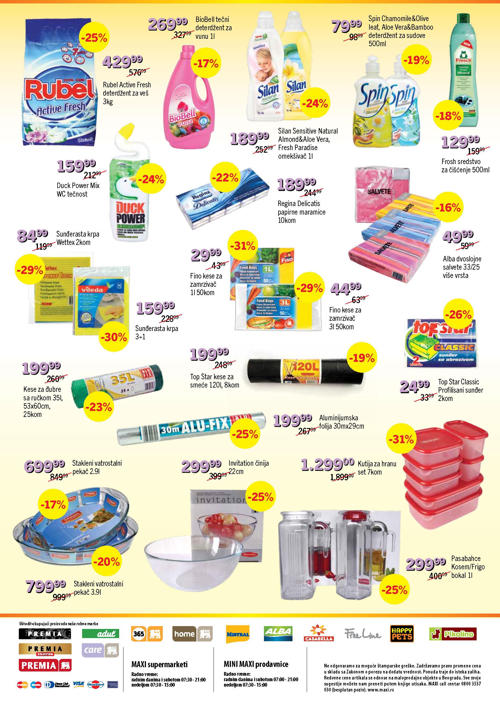 Maxi Katalog Redovna Akcija