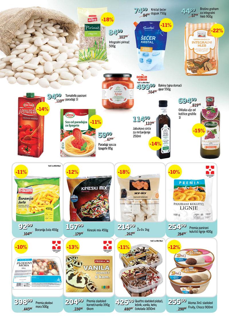 Maxi Katalog Prehrana
