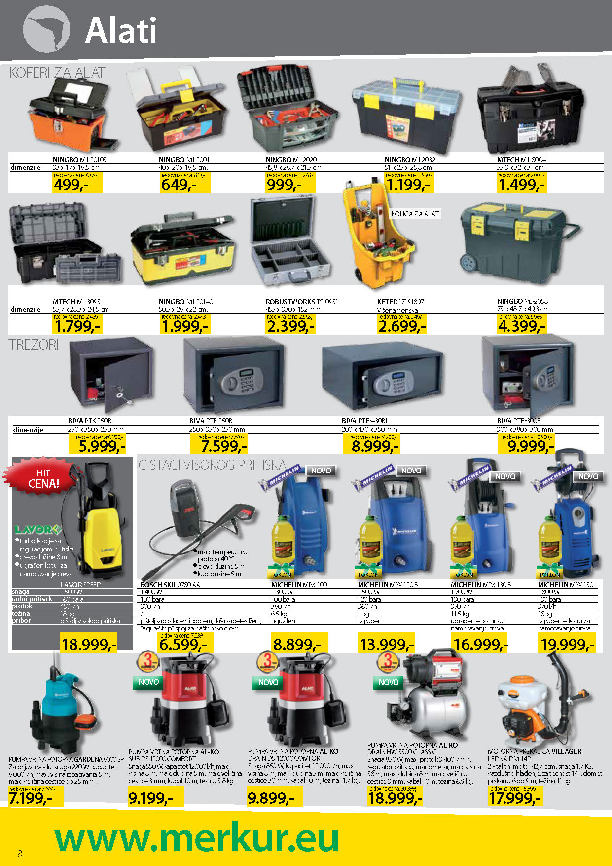Merkur Katalog Sve za kuću