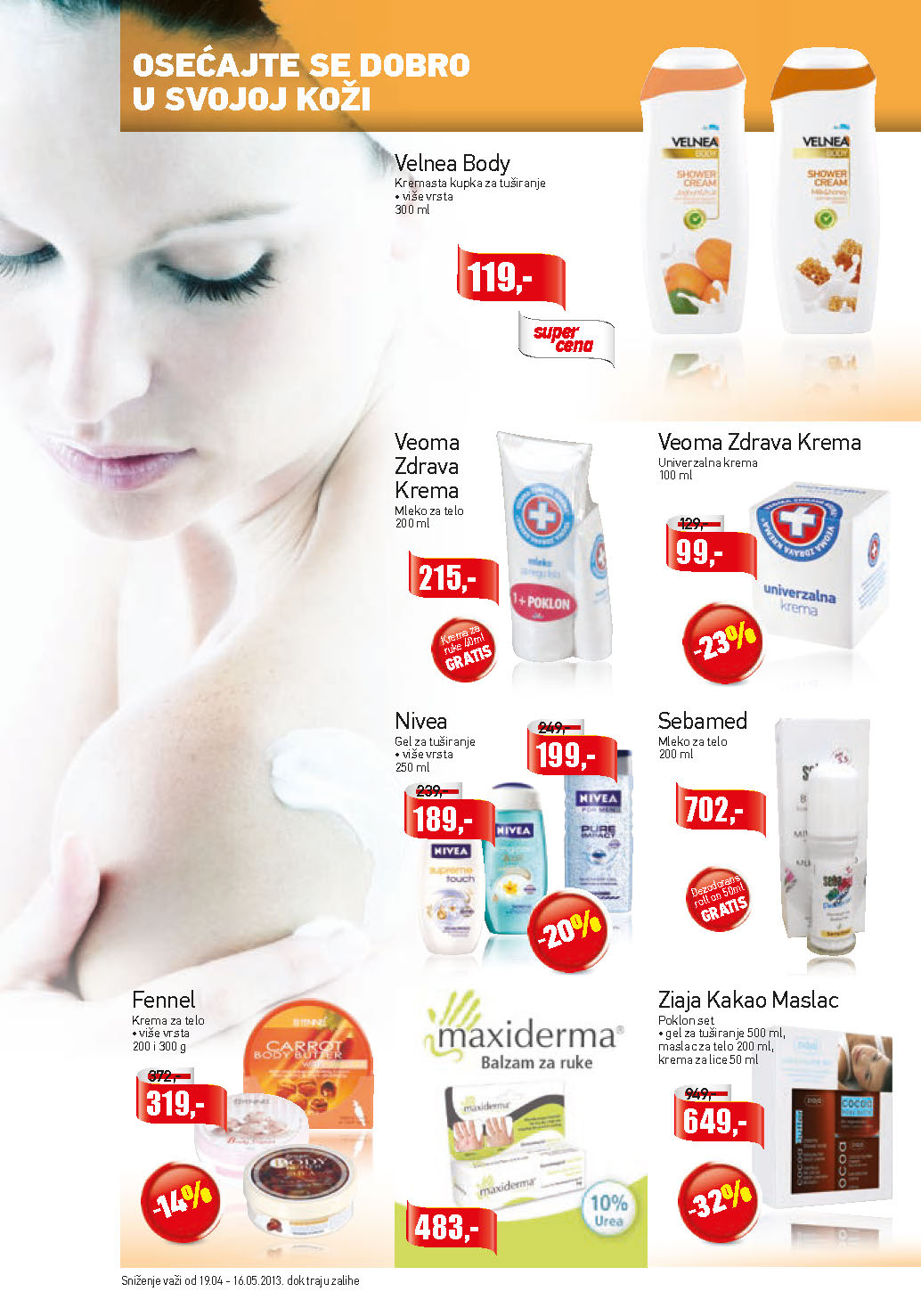 Lilly Katalog Kozmetika