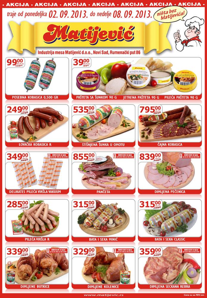 Matijević katalog nedelja dobre kupovine