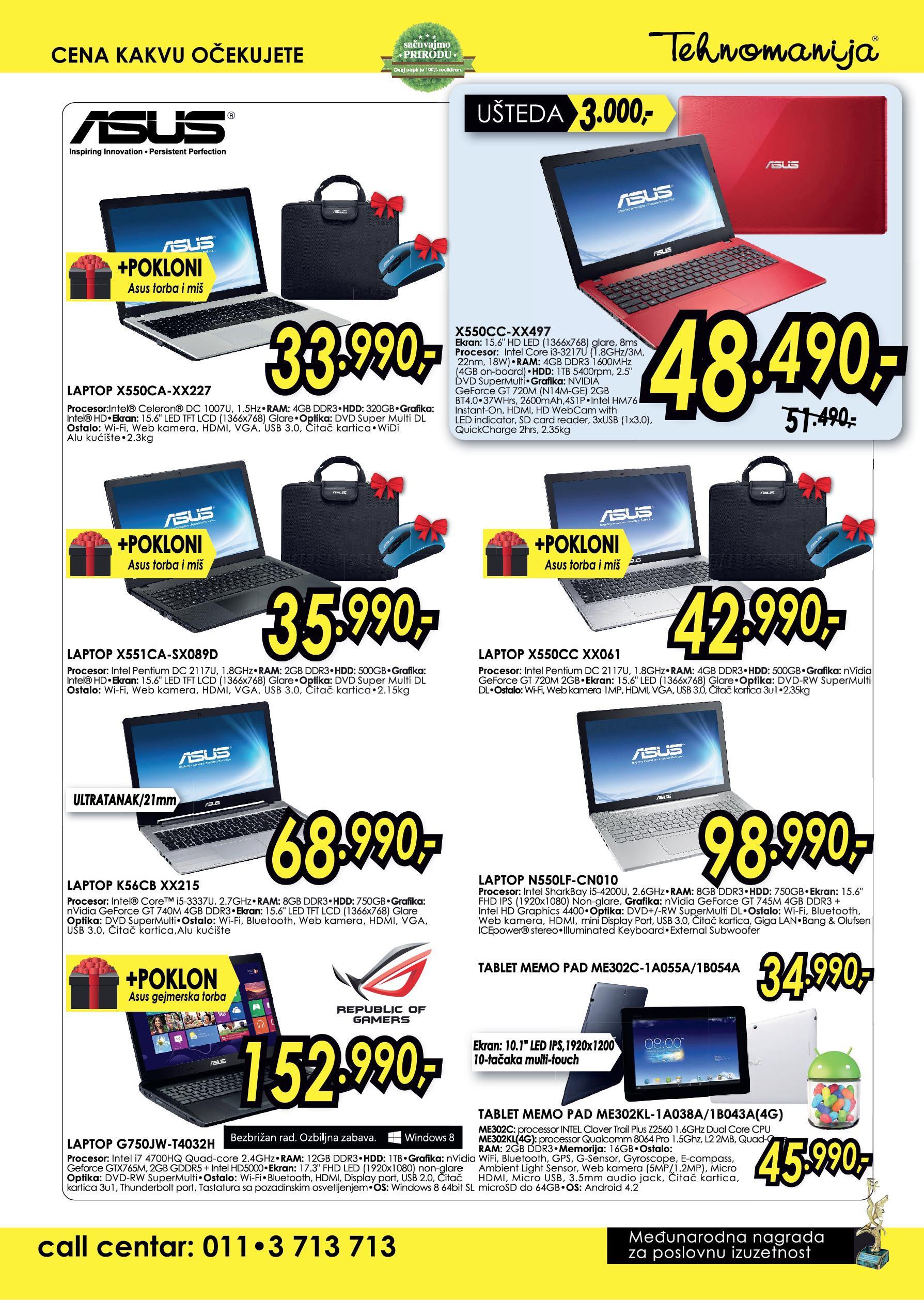 Tehnomanija katalog IT Shop