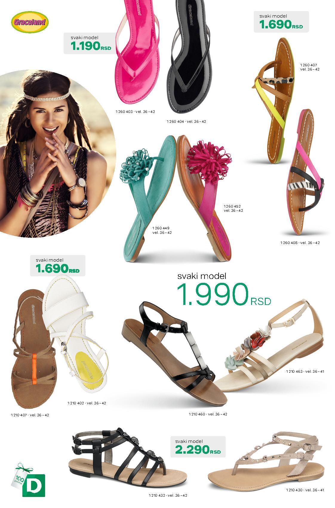Deichmann katalog obuća koju zaslužujete