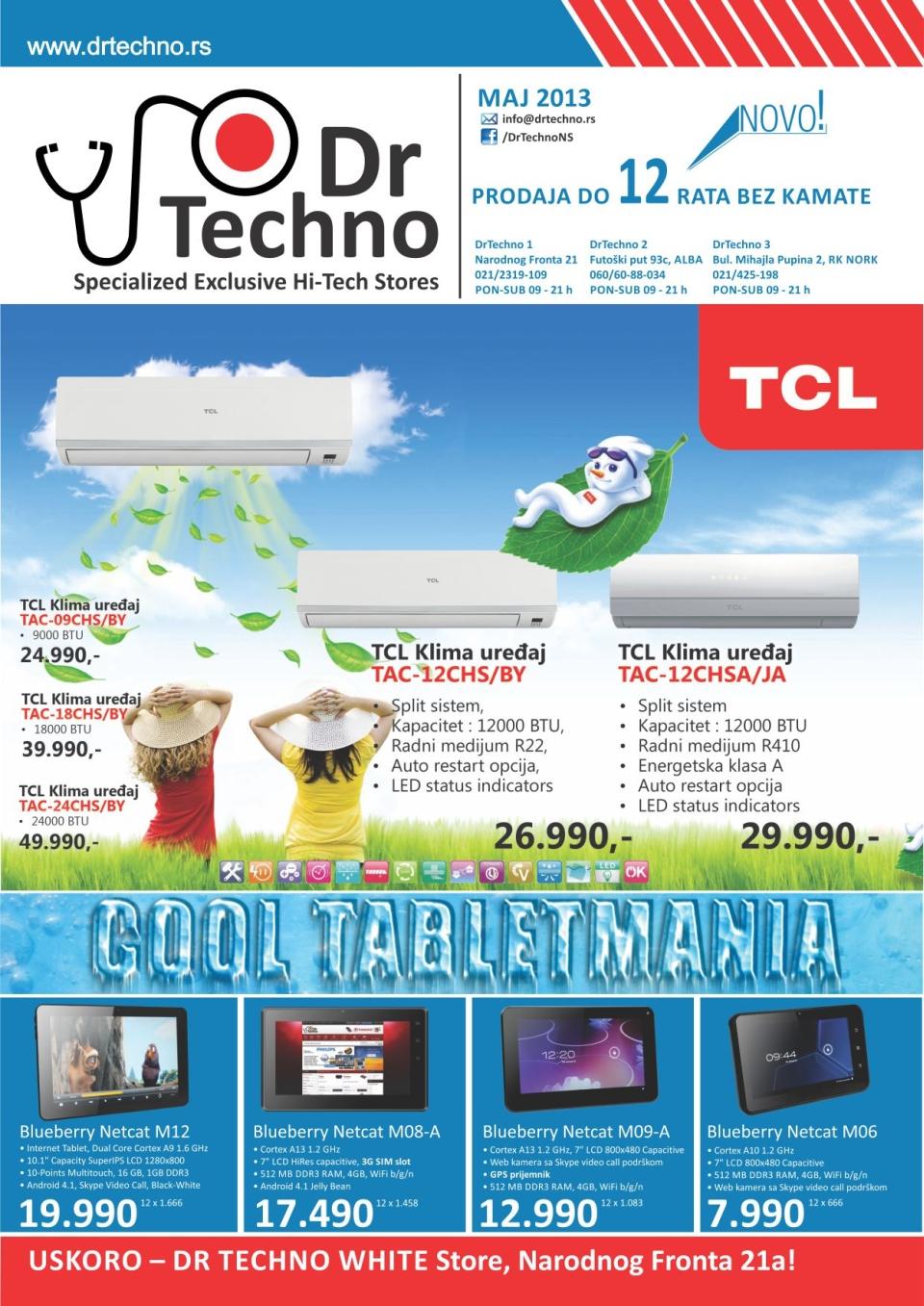 Dr Techno Katalog Tehnika