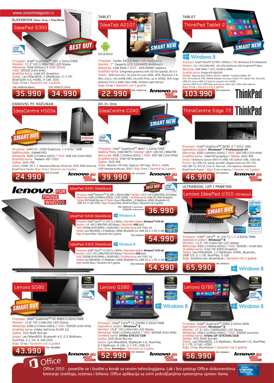 Dr Techno Katalog Računari