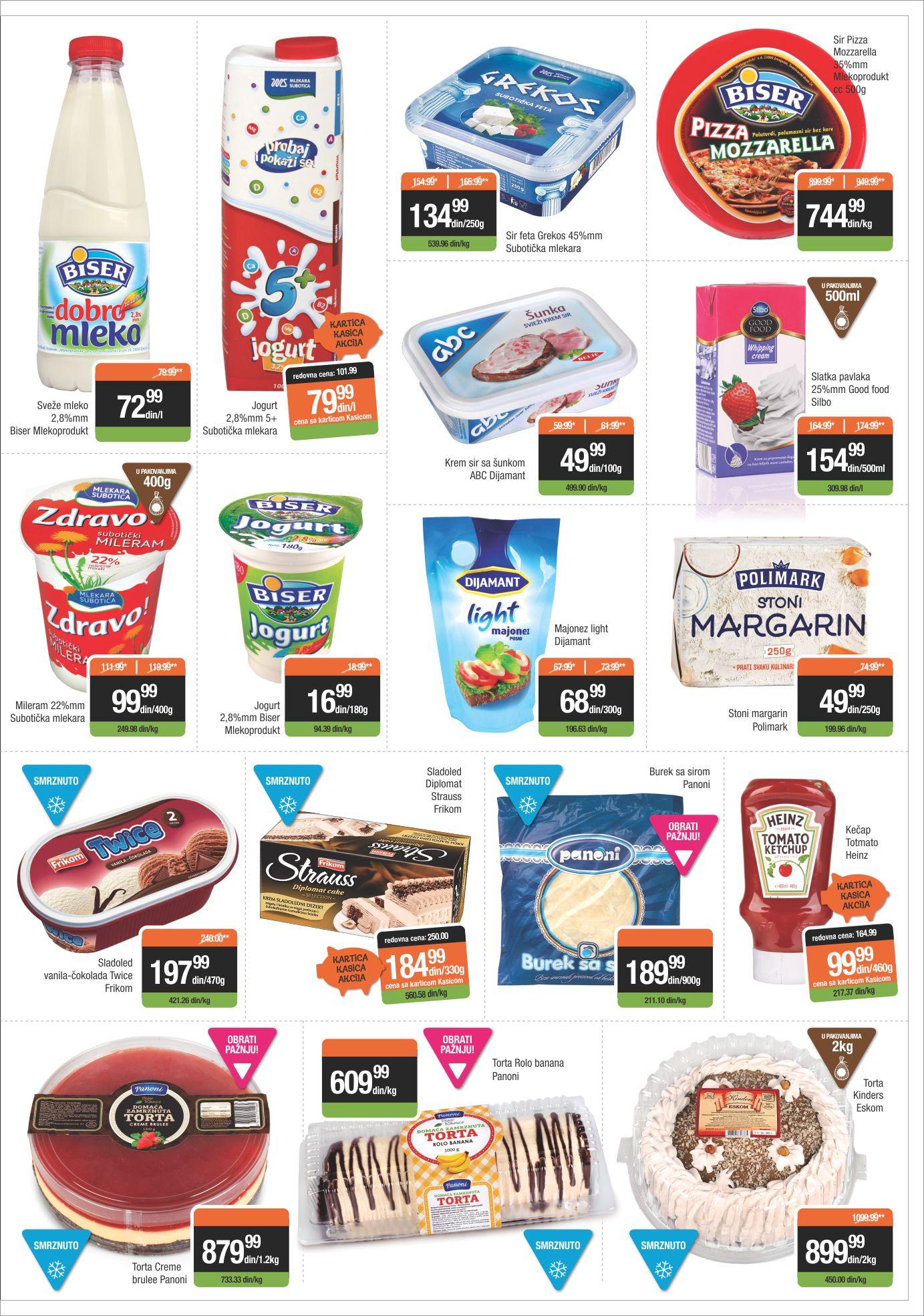 Gomex katalog letnjih cena