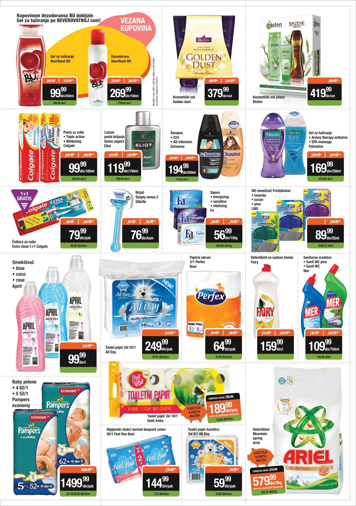 Gomex katalog odlične kupovine