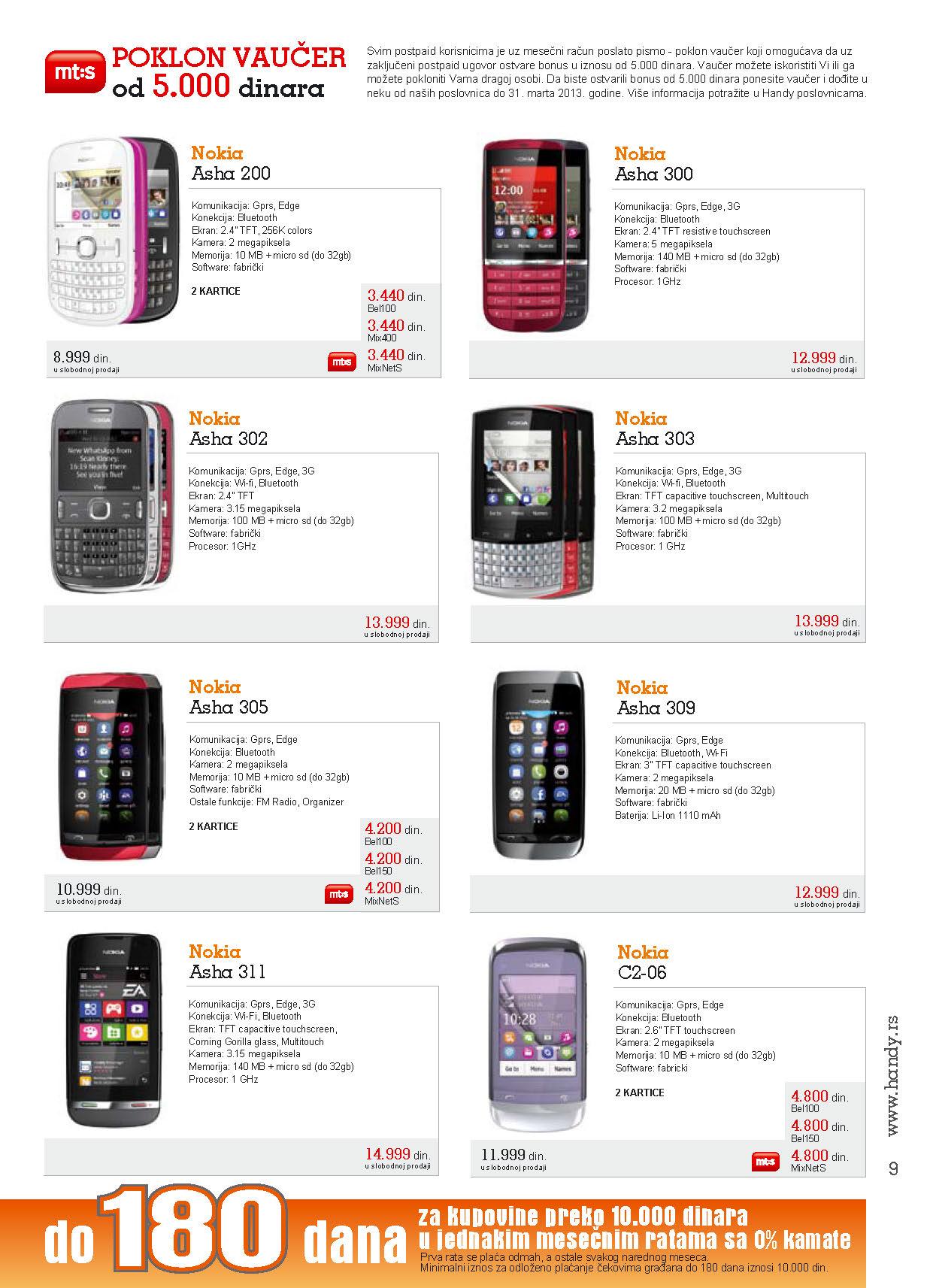 Handy Katalog Redovna Akcija