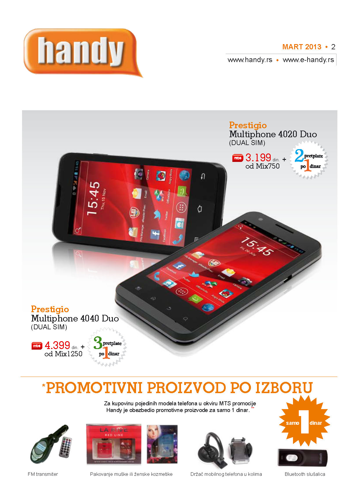 Handy Katalog Akcija Telefona