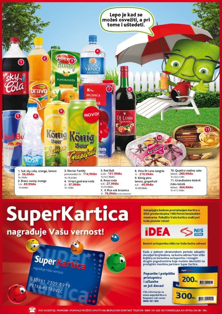 Idea katalog za super uštedu