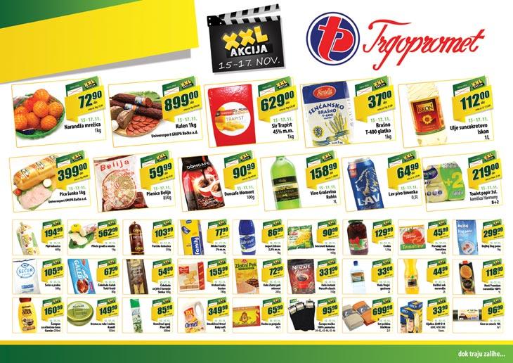 Trgopromet katalog vikend super ponude