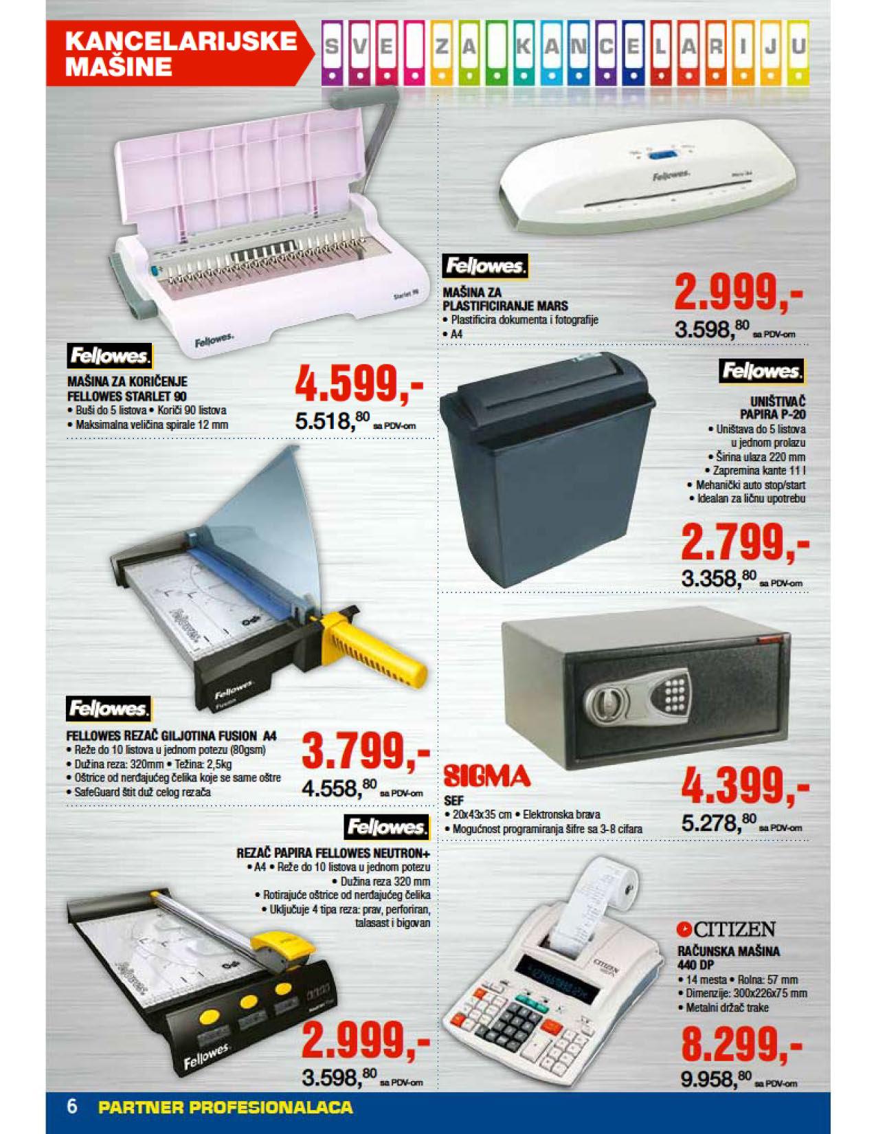 Metro Katalog Sve za kancelariju