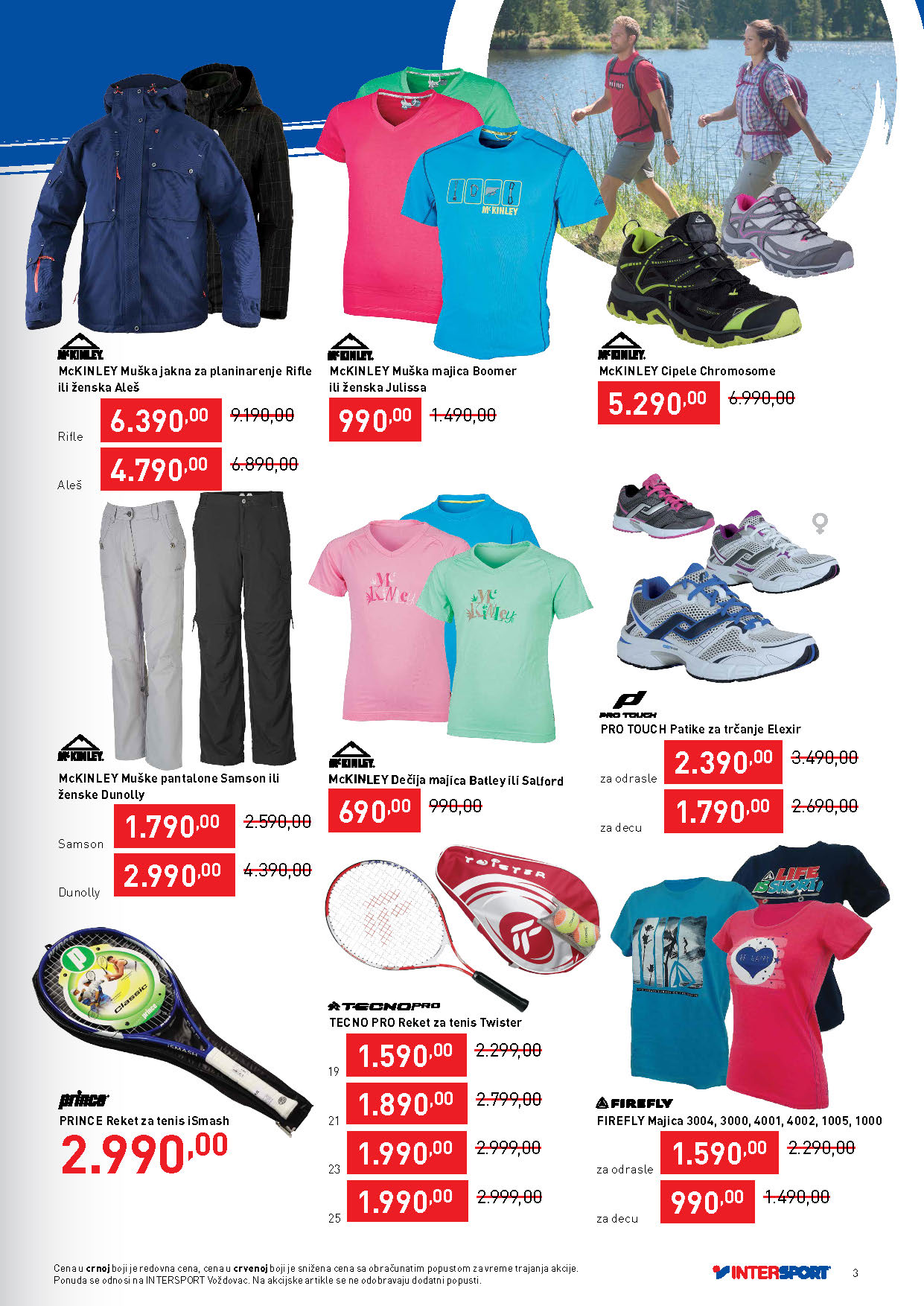 Intersport Katalog Sportska oprema