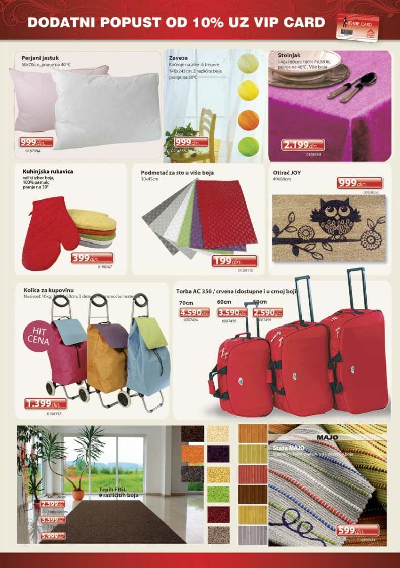 Home Center Katalog Akcija Sve za kuću