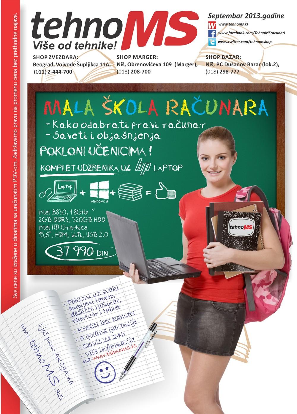 Tehno MS katalog super ponuda