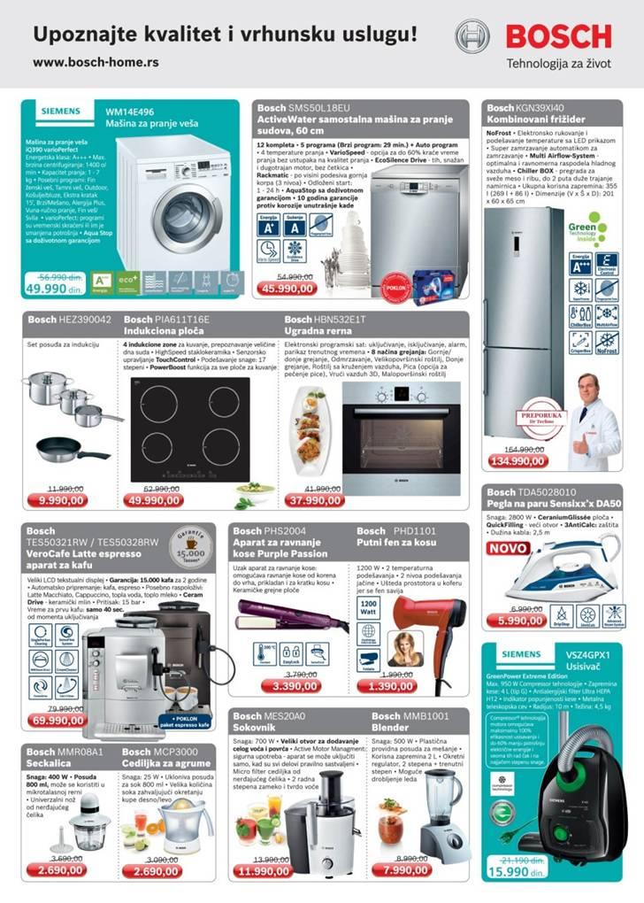 Dr Techno katalog letnjih cena
