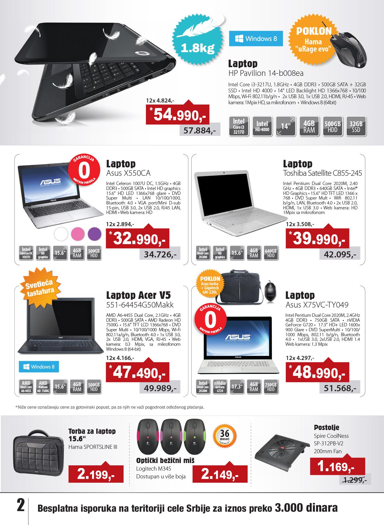 PC Practic katalog super ponude