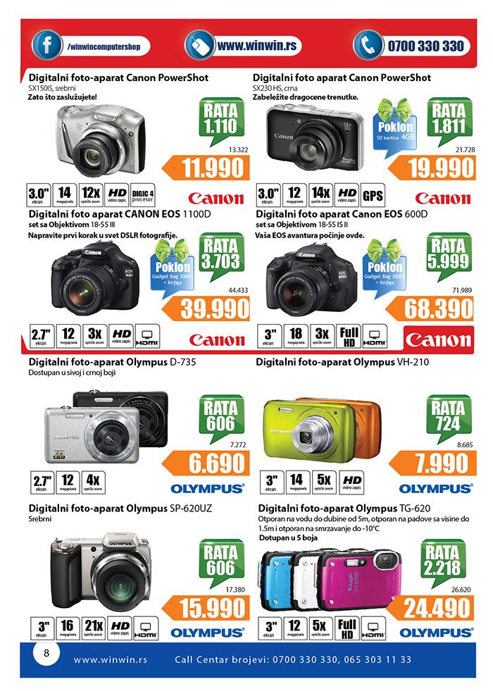 Win Win katalog super letnje cene