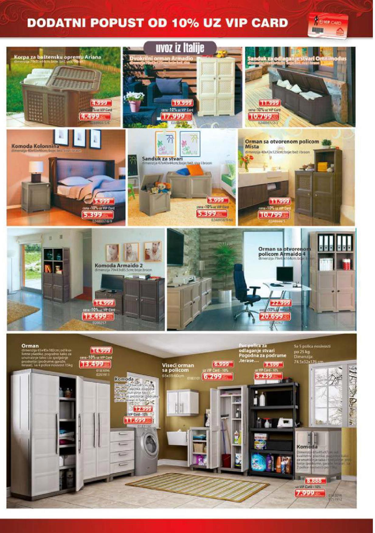 Home centar katalog letnjih popusta
