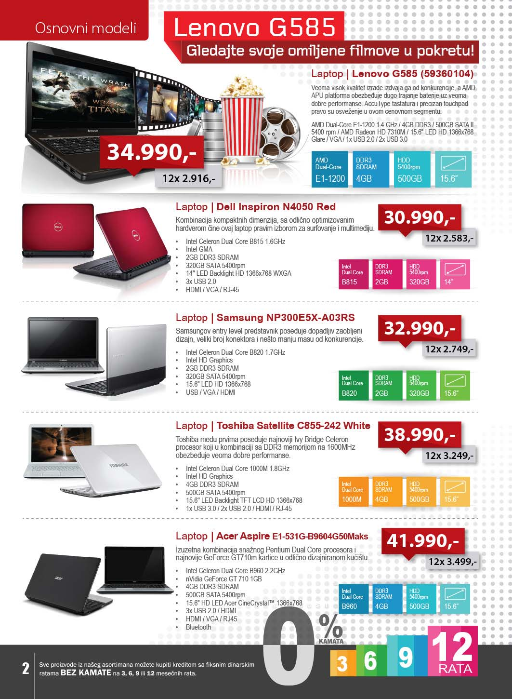 PC Practic Katalog Racunari Akcija