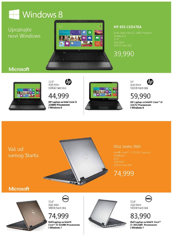 Laptop Centar Katalog Super cene