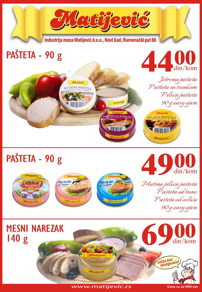 Matijević katalog Akcija