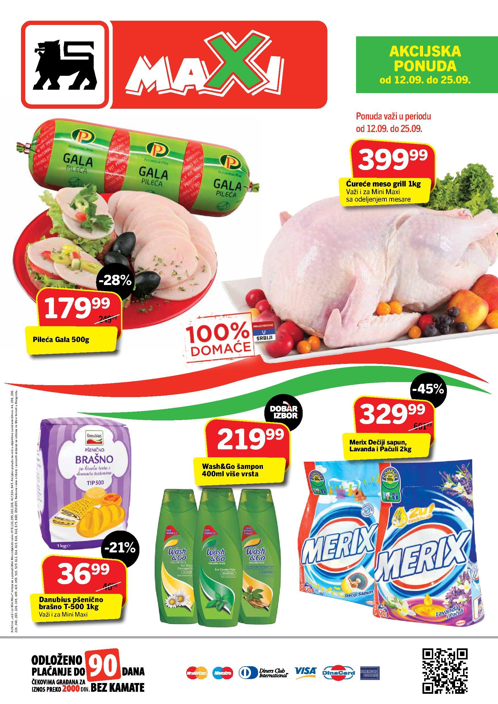 Maxi katalog super ponude
