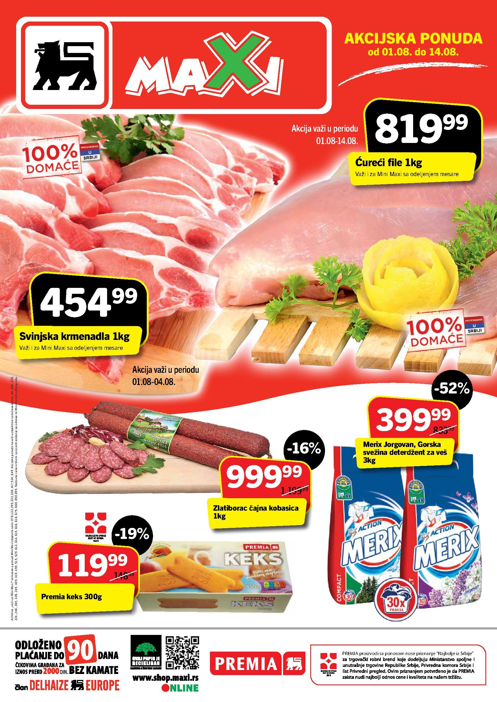 Maxi katalog odlične ponude