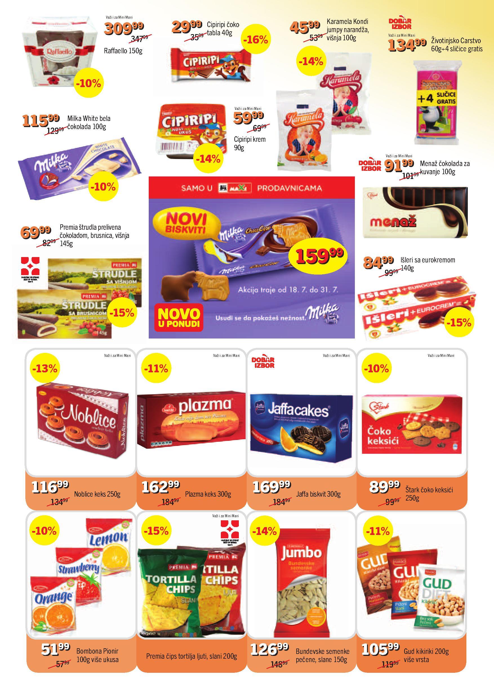 Maxi katalog super kupovine
