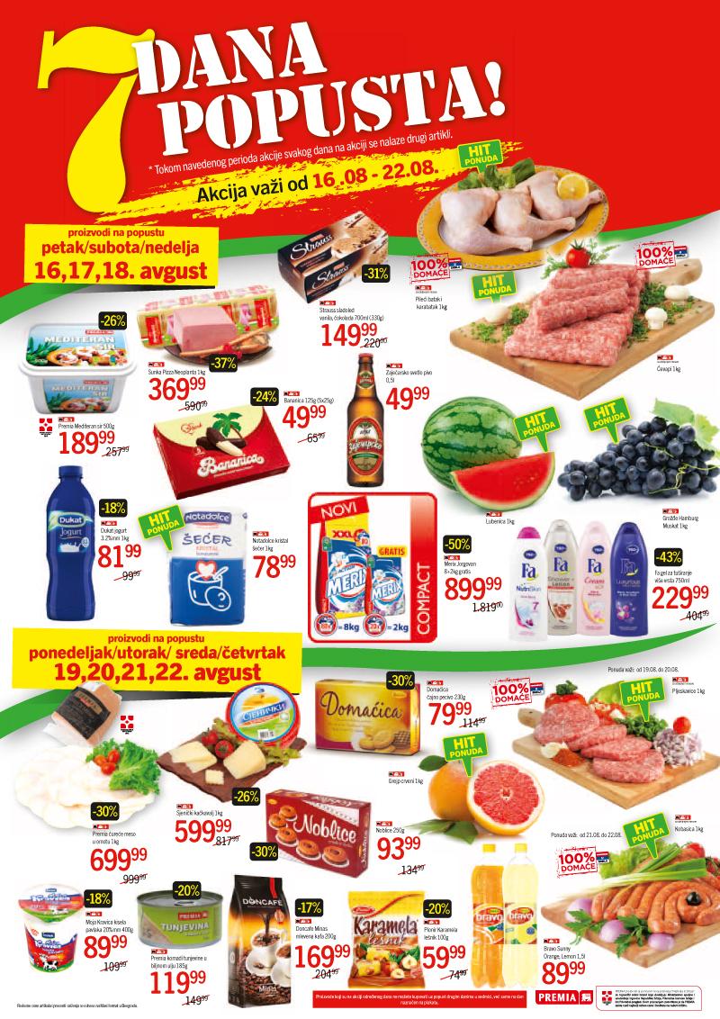 Maxi katalog 7 dana odličnih popusta