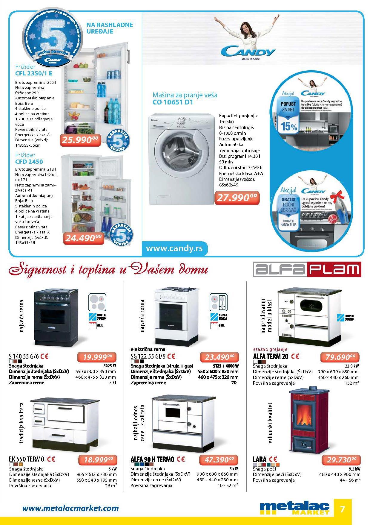 Metalac market katalog odlična ponuda
