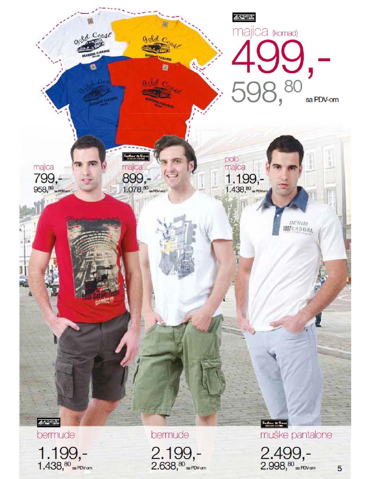 Metro Katalog moda za vas