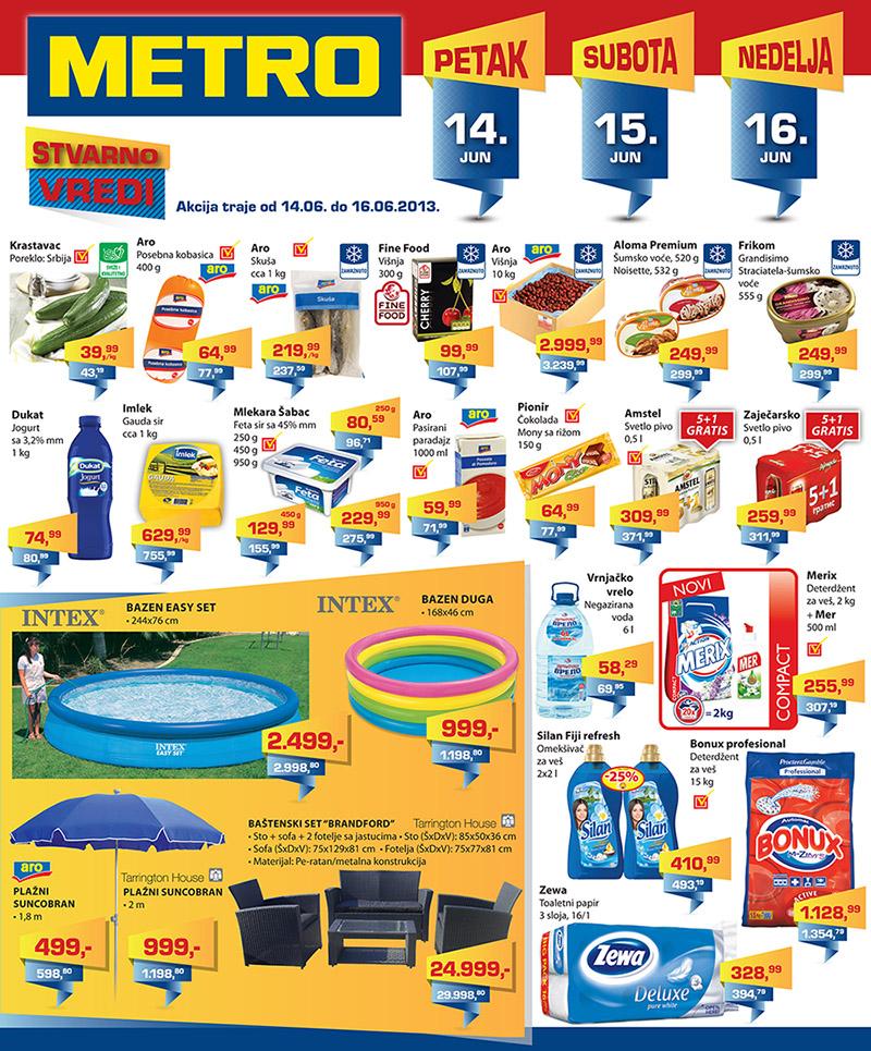 Metro Katalog vikend najpovoljnije kupovine