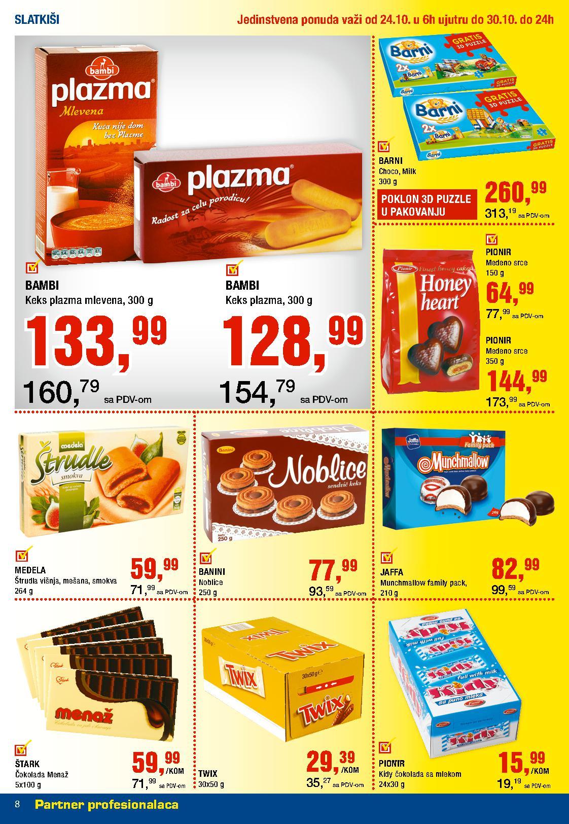 Metro katalog prehrana odlična ponuda za vas