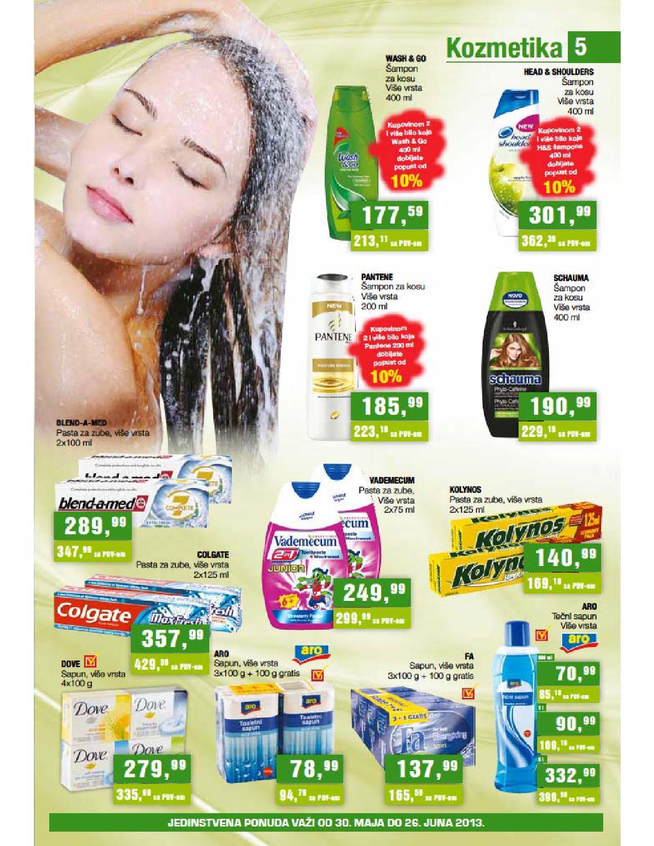 Metro Katalog Kozmetika