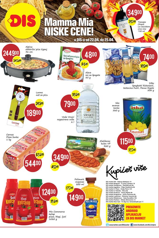 DIS Katalog Nedeljna ponuda