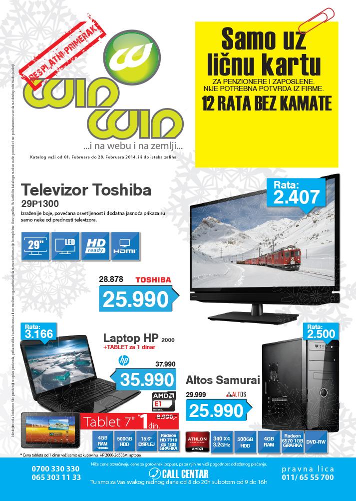 Win Win katalog odličnih cena za vas