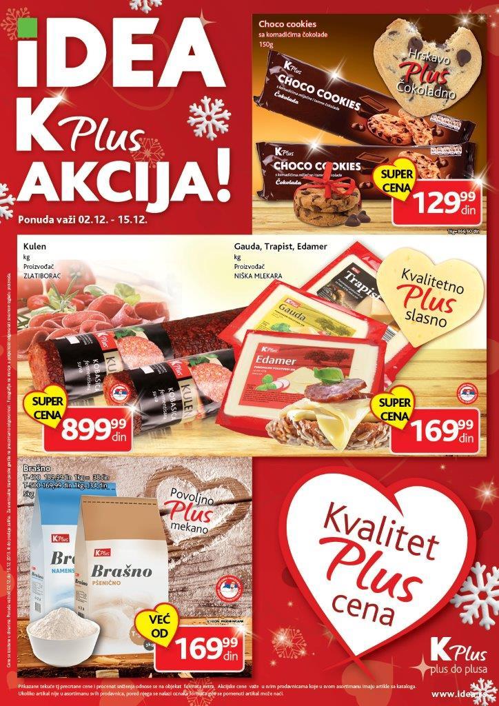 Idea katalog K plus proizvodi po super ceni
