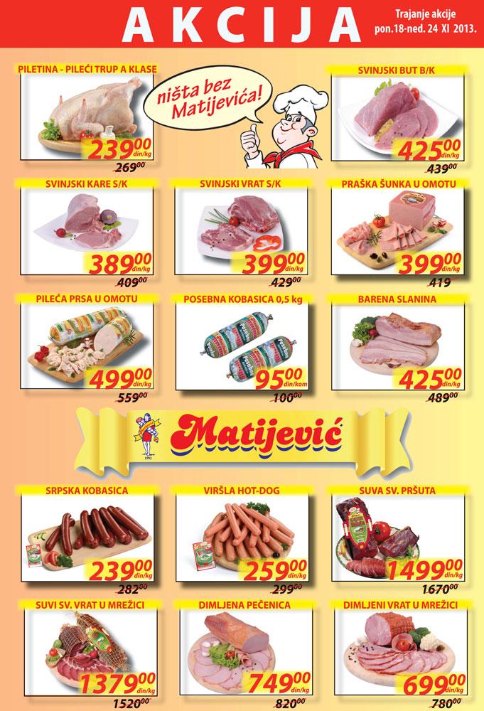 Matijević katalog super popusta