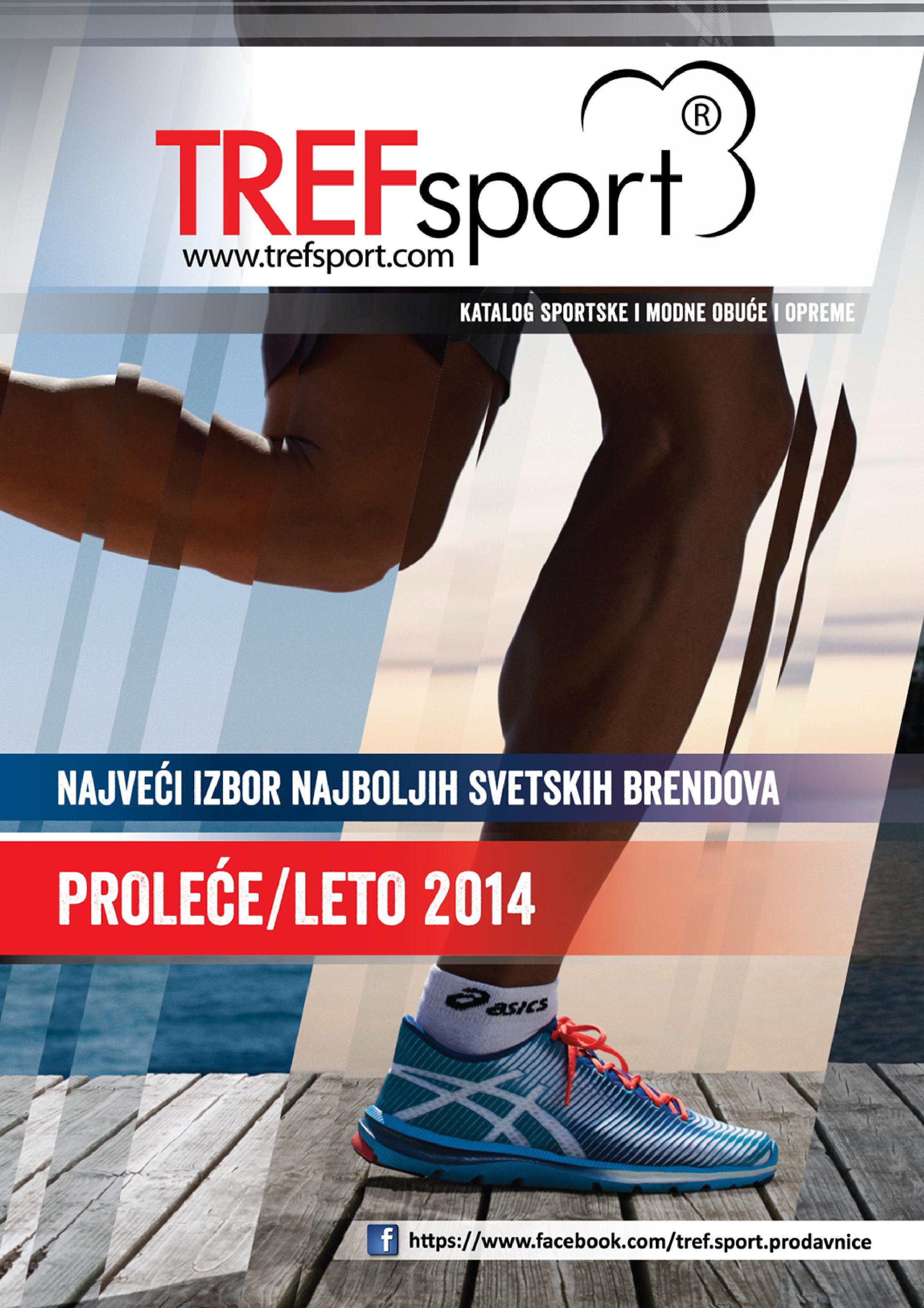 Tref Sport akcija sjajnih cena