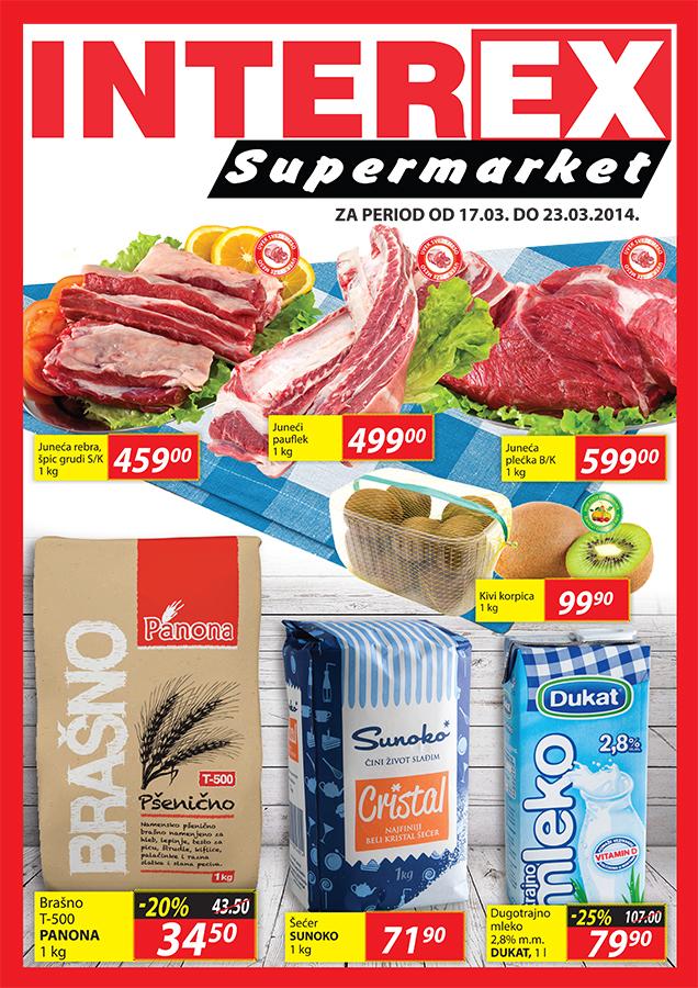 Interex katalog super cene za vas