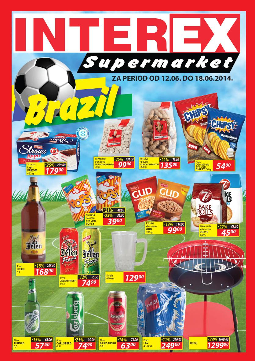 Interex akcija Brazil