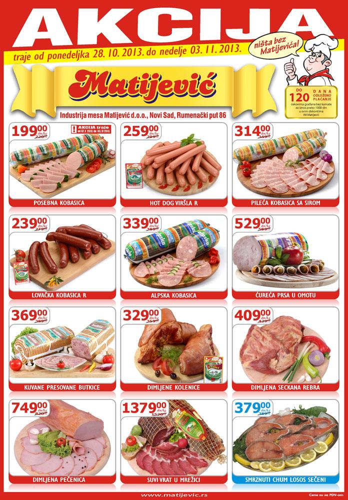 Matijević katalog odličnih cena