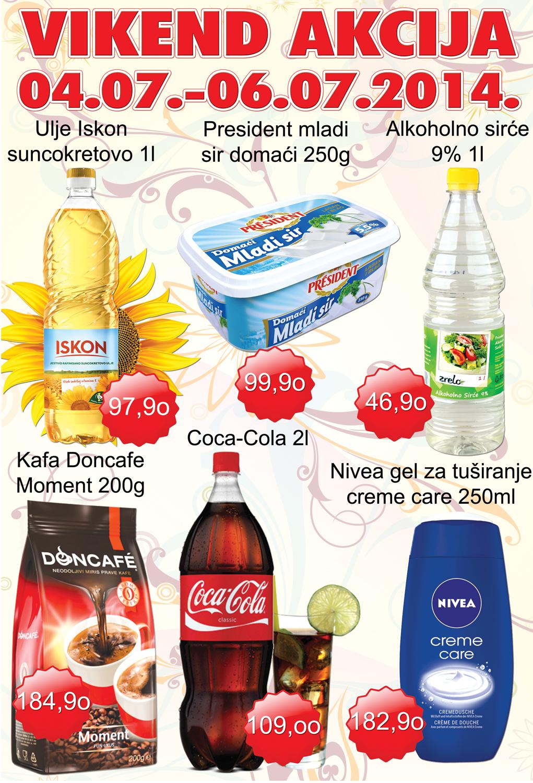 AD Podunavlje akcija vikend sjajnih cena